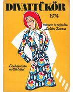 Divattükör 1974 - Lukács Zsuzsa