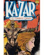 Ka-Zar of the Savage Land Vol. 1. No. 1. - Dixon, Chuck, Teran, Frank