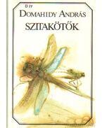 Szitakötők - Domahidy András