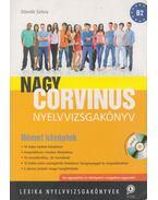 Nagy Corvinus nyelvvizsgakönyv - Német középfok - CD-vel - Dömők Szilvia