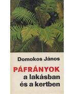 Páfrányok - Domokos János