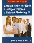 Gyakran feltett kérdések és világos válaszok a Network Marketingről - Don és Nancy Failla