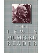 The Lewis  Humford Reader - Donald L. Miller