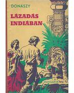 Lázadás Indiában - Donászy Ferenc