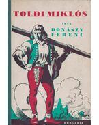 Toldi Miklós - Donászy Ferenc