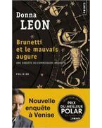 Brunetti et le mauvais augure - Donna Leon