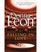 Falling in Love - Donna Leon