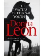 The Waters of Eternal Youth - Donna Leon