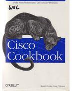 Cisco Cookbook - Dooley, Kevin, Brown, Ian J.
