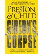 Gideon's Corpse - Douglas Preston, Lincoln Child