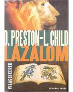 Lázálom - Douglas Preston, Lincoln Child