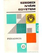 Pedagógia 15. 1979. Rendszeremlélet és pedagógia - Dr. Ágoston György