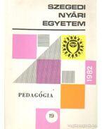 Pedagógia 19. 1982. Erkölcs és ifjúság - Dr. Ágoston György