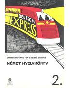 Német nyelvkönyv 2. - Dr. Babári Ernő, Dr. Babári Ernőné