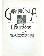 Galántai Gyula