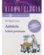 Artrózis - Dr. Bálint Géza