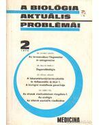 A biológia aktuális problémái 1974/2 - Dr. Csaba György