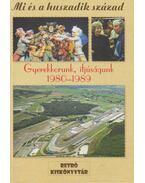 Gyerekkorunk, ifjúságunk 1980-1989 - dr. Csapó Katalin, Kozák József, Nemlaha György