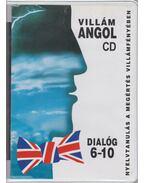 Villám angol - Dialóg 6-10 (+ CD-k) - Dr. Dálnoki-Fésűs András, Vereckeiné Sziklai Inez, Bärbel Hildebrandt-Dommel