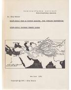 Belső-ázsiai utam az ujgurok hazájába, Kina Sinkiang tartományába/Közép-ázsiai utazásom Vámbéry nyomán (dedikált) - Dr. Érdy Miklós
