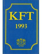 KFT 1993 - Dr. Fekete Zoltán, Dr. Koczka Erika