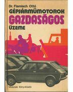 Gépjárműmotorok gazdaságos üzeme - Dr. Flamisch Ottó