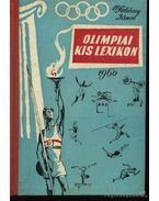 Olimpiai kis lexikon 1960. - Dr. Földessy János