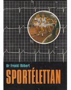 Sportélettan - Dr. Frenkl Róbert