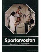 Sportorvostan - Dr. Frenkl Róbert