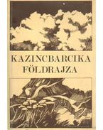 Kazincbarcika földrajza - Dr. Frisnyák Sándor