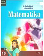Matematika 10. - Dr. Gerőcs László, Számadó László