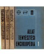 Álattenyésztési enciklopédia I-III. - Dr. Horn Artúr, Dr. Baintner Károly, Schandl József, Kertész Ferenc Dr., Dr. Ócsag Imre, Tóth Pál, Bögre János
