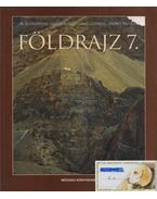 Földrajz 7. - Dr. Jelenszkyné Fábián Ildikó, Láng György, Ütőné Visi Judit