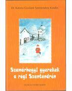 Szamárhegyi gyerekek a régi Szentendrén - Dr. Katona Gyuláné Szentendrey Katalin