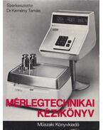 Mérlegtechnikai kézikönyv - Dr. Kemény Tamás (szerk.)
