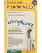 Pharmindex zsebkönyv 2007 - Pszichiátria - Dr. Klein Arnold, Jordán Hajnalka