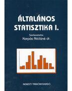 Általános statisztika I. - Dr. Korpás Attiláné