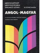 Mikroszámítógép-mikroelektronikai értelmező szótár I. - Angol-magyar - Dr Kovács Magda
