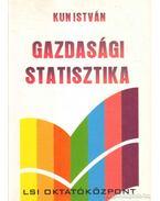 Gazdasági statisztika - Dr. Kun István