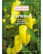 Paprika - Hajtatott, szabadföldi és fűszerpaprika - Dr. Mártonffy Béla (szerk.)
