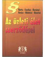 Az üzleti élet szerződései - Dr. Miskolczi Bodnár Péter