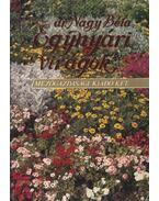 Egynyári virágok - Dr. Nagy Béla