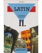 Latin nyelvkönyv II. - Dr. Nagy Ferenc, N.HORVÁTH MARGIT