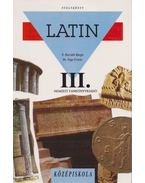Latin nyelvkönyv III. - Dr. Nagy Ferenc, N.HORVÁTH MARGIT