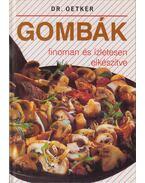 Gombák - Dr. Oetker