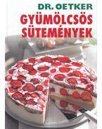 Gyümölcsös sütemények - Dr. Oetker