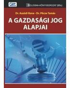 A gazdasági jog alapjai - dr. Pőcze Tamás, Aszódi Ilona