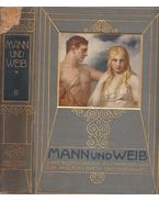Mann und Weib II. kötet - Dr. R. Koßmann, Dr. Julius Weiß