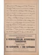 A kereskedelmi gyorsírás tankönyve / 60 szótagtól - 200 szótagig - Dr. Radnai Béla, Csehély Aladár