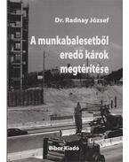 A munkabalesetből eredő károk megtérítése - Dr. Radnay József